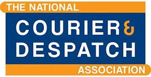 The Courier Company Nationwide is a The National Courier and Despatch Association member