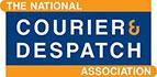 The National Courier & Dispatch Association logo